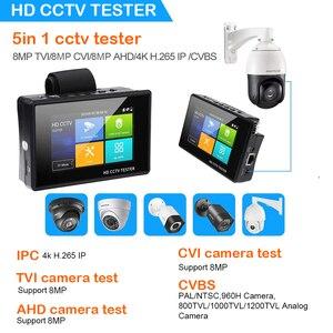 Image 2 - PEGATAH Touch Screen CFTV cctv tester cctv monitor for camera Ip camera tester IPC tester poe testers camera CCTV camera tester