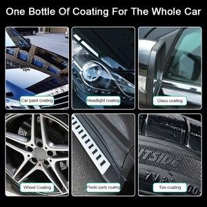 Image 4 - Vernice Spray repellente per auto rivestimento rapido cristallo placcato cristallo liquido lucidatura antigraffio dettaglio auto liquido lavaggio auto