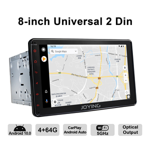 Image 4 - Android 10.0 head unit car radio GPS Navigation 4GB RAM universal 1280*720 2 din autoradio video RDS DSP 4G multimedia BT HD DSP