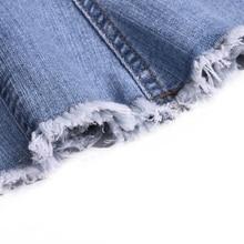 Womens Summer Button Skirt EL7F0