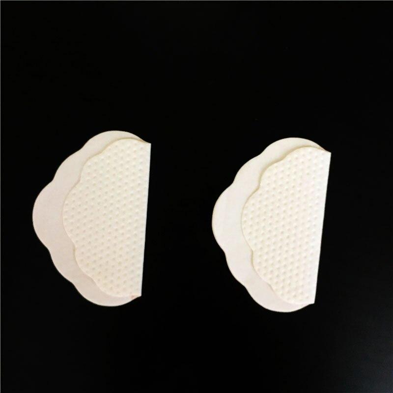 10Pcs Underarm Gasket Absorbing Pads Sweat Pads Armpits Linings Disposable Anti Sweat Stickers