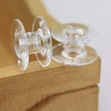 25 шт пластиковые нитки для швейной машинки