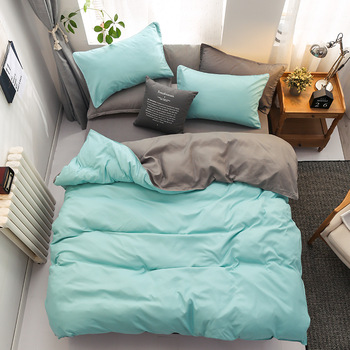 Variety of Plain Color and Reversible Bedding sets 1