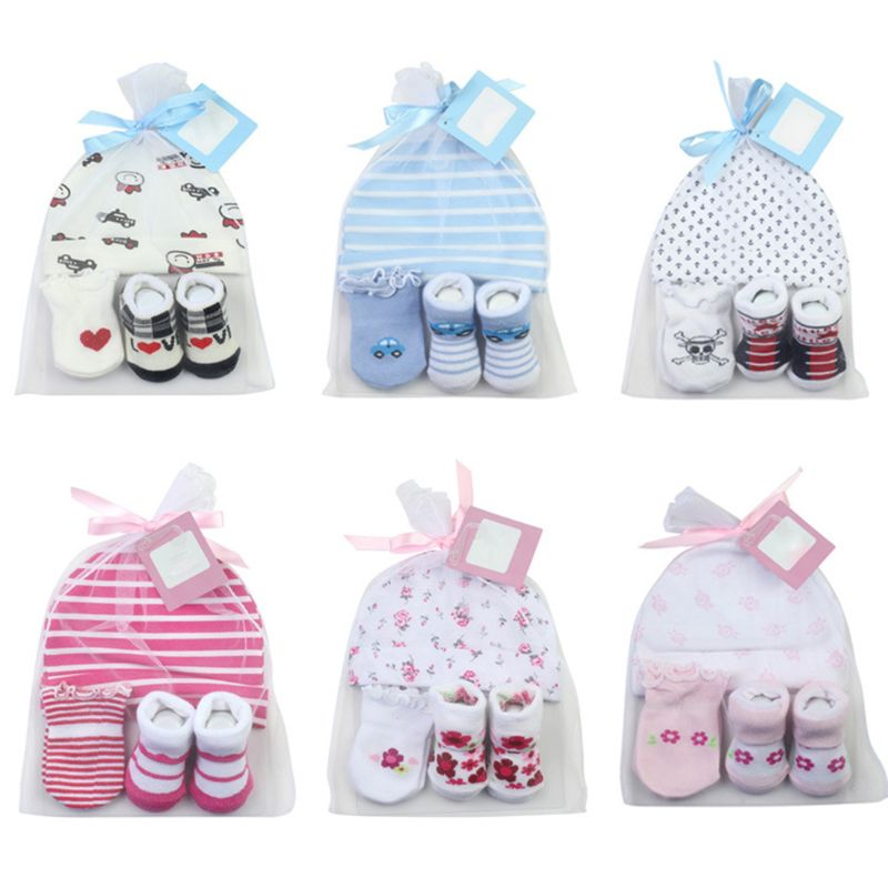 Cotton Jersey Newborn Baby Anti Scratch Mittens Lace Christening Color White