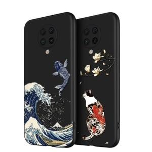 Image 2 - for Xiaomi Redmi K30 Ultra K20 Pro K20 Mi 9T POCO X2 F2 Case 3D Relief Emboss Matte Soft Cover LICOERS Official Case Funda Shell