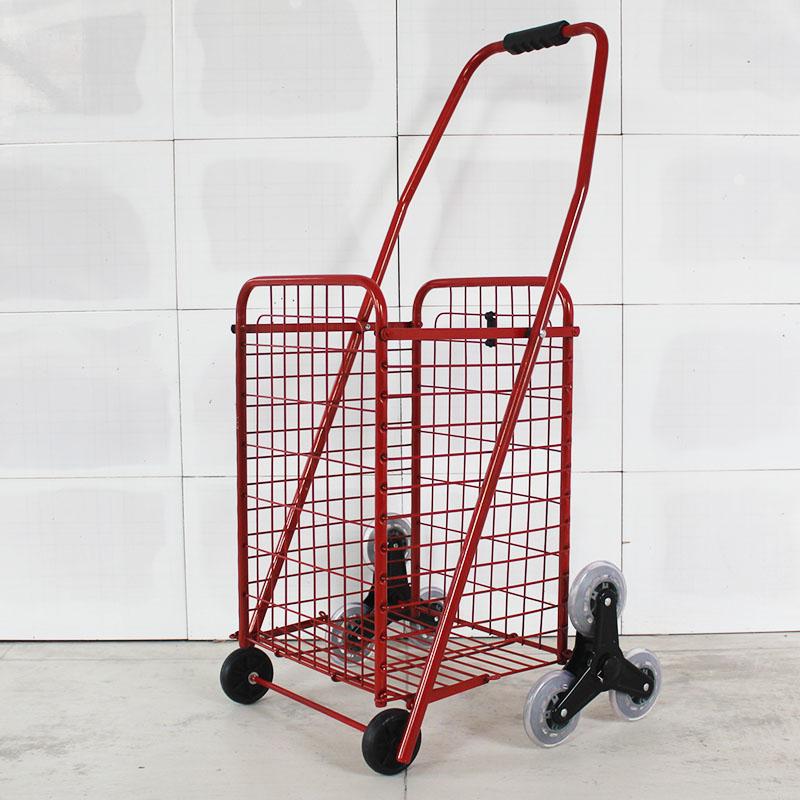Shopping Cart Portable Folding Trolley