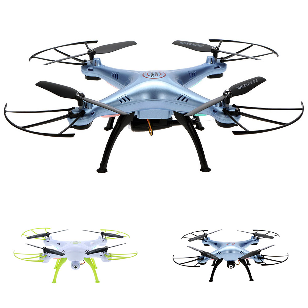 lowest price 5 8G 40CH FPV Camera Mini RC Racing Drone Quadcopter Aircraft with 3in Headset Auto-searching Goggles Receiver Monitor