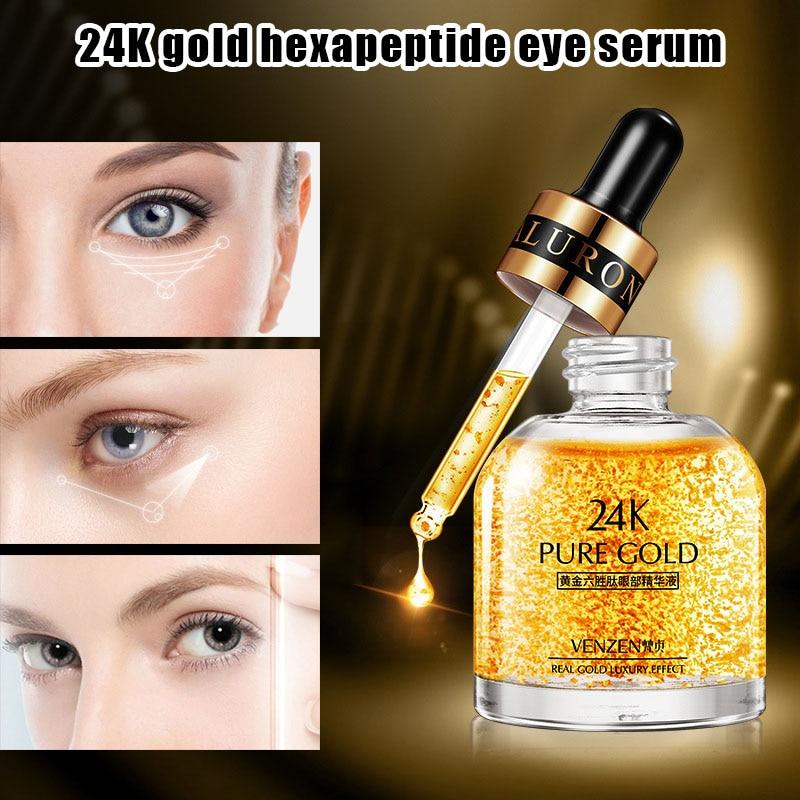 Six Peptide Face Care Eye Cream Anti Wrinkle Remove Dark Circles Hydrating Firming Eye Cream MH88