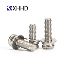 M2 M2.5 M3 Pan Washer Head Machine Screw Metric Thread Phillips Cross Recessed Wafe Head Bolt Iron Steel Nickel Plated m2 m2 5 m3 m4 phillips cross recessed pan head machine screw iron metric thread round head bolt black steel