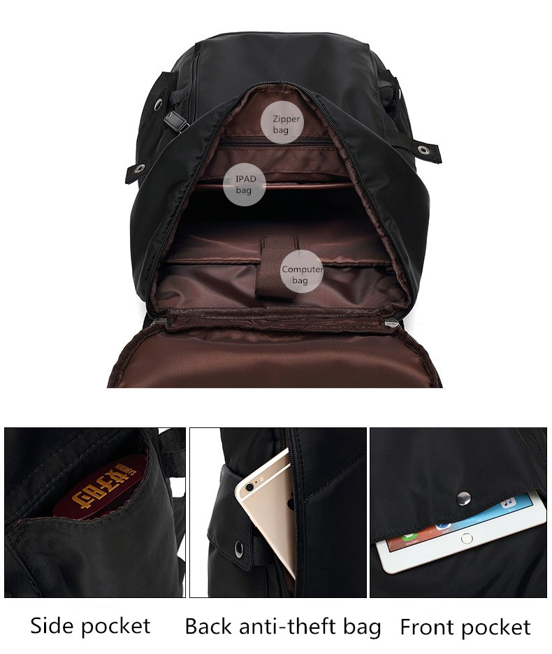 12 korean backpack