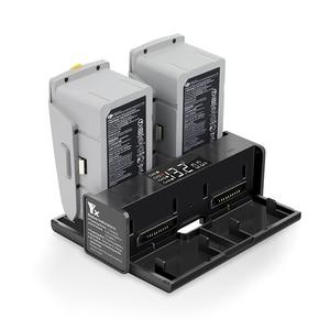 Image 4 - 4IN1 バッテリー充電ベーススチュワード家政婦執事延長ハブユニバーサル充電器dji mavicため空気 2 ドローン