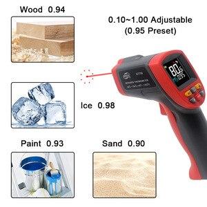 Image 5 - GT750 GT950 Non Contact IR Infrared Thermometer Laser Gun  50C~750C  50C~950C Pyrometer Portable Temperature Gun Handheld
