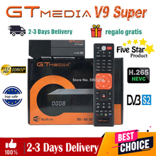Super-Satellite-Receiver Freesat V8x Gtmedia V8 Nova/honor Best H2.65 DVB-S2 WIFI 1080P