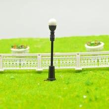67 см модель светодиодный садовый светильник игрушки весы миниатюрная