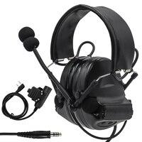 Precio https://ae01.alicdn.com/kf/H34268af7d6a04a11bc8d16cd2ac00710W/Auriculares tácticos Comtac II auriculares militares Airsoft auriculares de reducción de ruido con U94 PTT 2.jpg