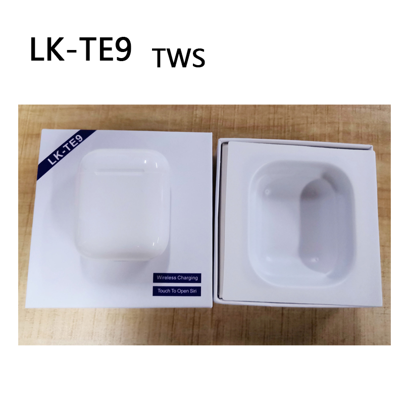 LKTE9 TWS 1:1 Original Bluetooth Earphones Wireless Bluetooth 5.0 Earbuds For Smartphone Mobile Android IPhone PK I80 I10 I9000