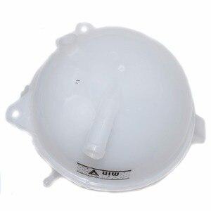 Image 3 - ISANCE Coolant Reservoir Expansion Tank + Cap 1K0121407A For VW CADDY EOS GOLF JETTA PASSAT TIGUAN AUDI A3 TT SKODA 1K0121407A