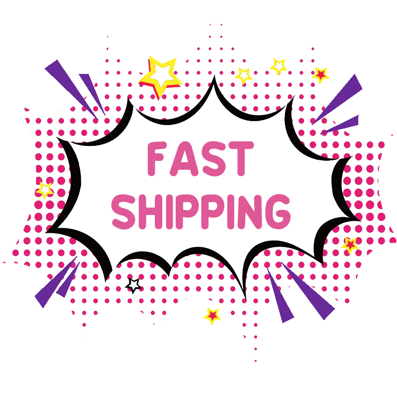 Payment link to pay extra for fast shipping DHL