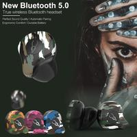 Sport Bluetooth Headset for Sabbat X12 Ultra 5.0 Bluetooth Earphone Wireless Headset Earbuds Wireless Charging Box