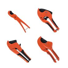 PVC Pipe Cutter 42mm Aluminum Alloy Body Ratchet Scissors PU/PP/PE Hose Tube Cutting Hand Tools for tools
