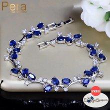 Pera натуральный Королевский цвет Женские Ювелирные изделия