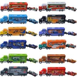 Машинки из металлического сплава Disney Pixar «Тачки 3», молния, король Маккуин, 1:55