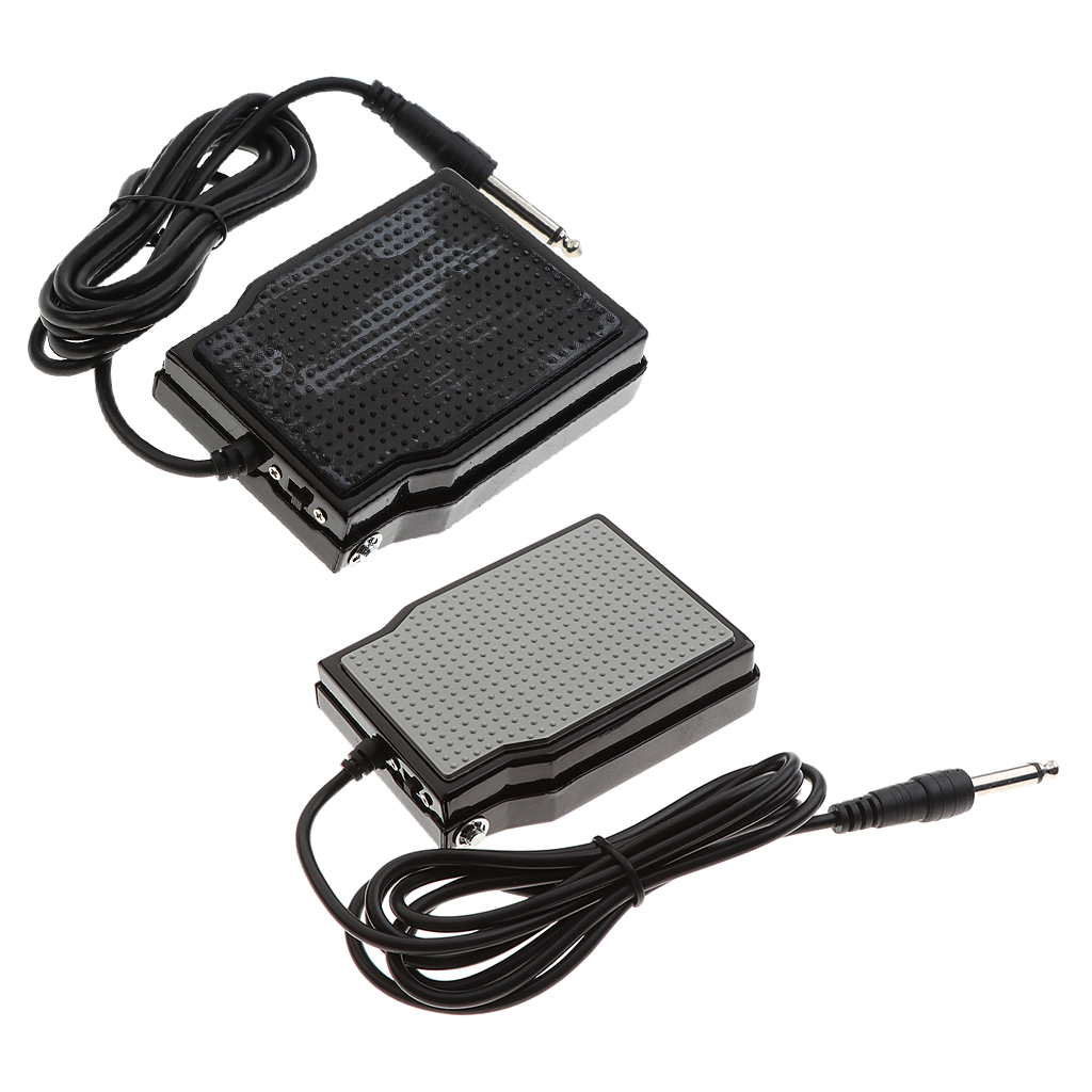 Durable Iron Sustain Pedal Foot Controller Switch For Electronic Keyboard Piano Accessory