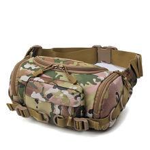 Тактическая уличная сумка с большими карманами карманы для поездок