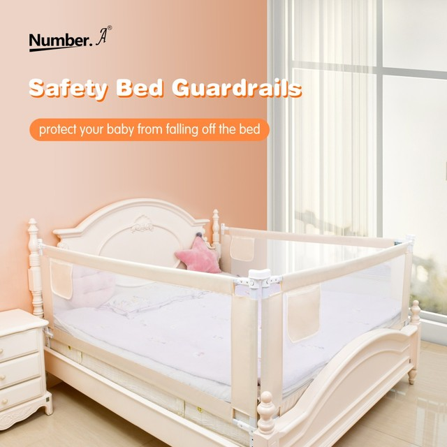 baby playpen bed safety rails for babies children fences fence baby safety gate crib barrier for bed kids  for newborns  infants 2