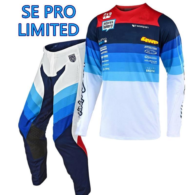 2020 SE PRO LIMITED MX Pants & Jersey Combos For Motocross MX Racing Suit Motorcycle Moto Dirt Bike Gear Set