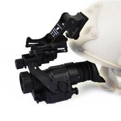 PVS-14 lunettes de Vision nocturne numérique IR Vision nocturne monoculaire 200m infrarouge Vision nocturne sombre télescope pour la chasse