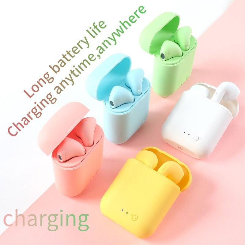 Беспроводные наушники Mini-2, Bluetooth-наушники, водонепроницаемые наушники, спортивные наушники для Huawei, Iphone, OPPO, Xiaomi, TWS, музыкальная гарнитура 2