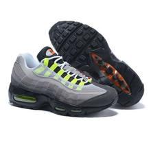 Gran oferta 2021 95 Zapatos negro transpirable hombres botas de deporte negro azul verde RunSneakers deportes calzado al aire libre 40-46
