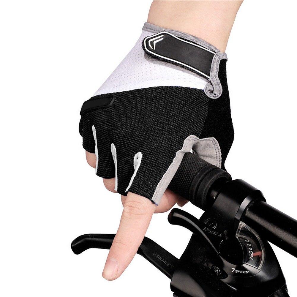 S xl перчатки для велоспорта велосипедные спортивные с полупальцами