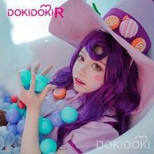 Costume Women Dokidoki-R-Game Lulu Cosplay Legends Halloween Candy of League
