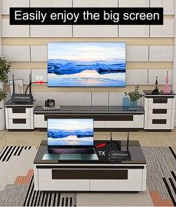 Image 5 - 5GHz Wireless Transmission HDMI Extender Transmitter Receiver Video Converter 100M 200M Remote Transfer HDMI Sender DVD PC To TV