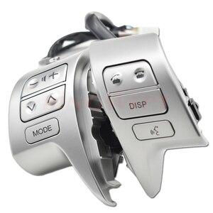 Image 5 - Schnelle Lieferung! Neue Lenkrad Control Taste schalter Für Toyota corolla 2007 2016 84250 02200 8425002200