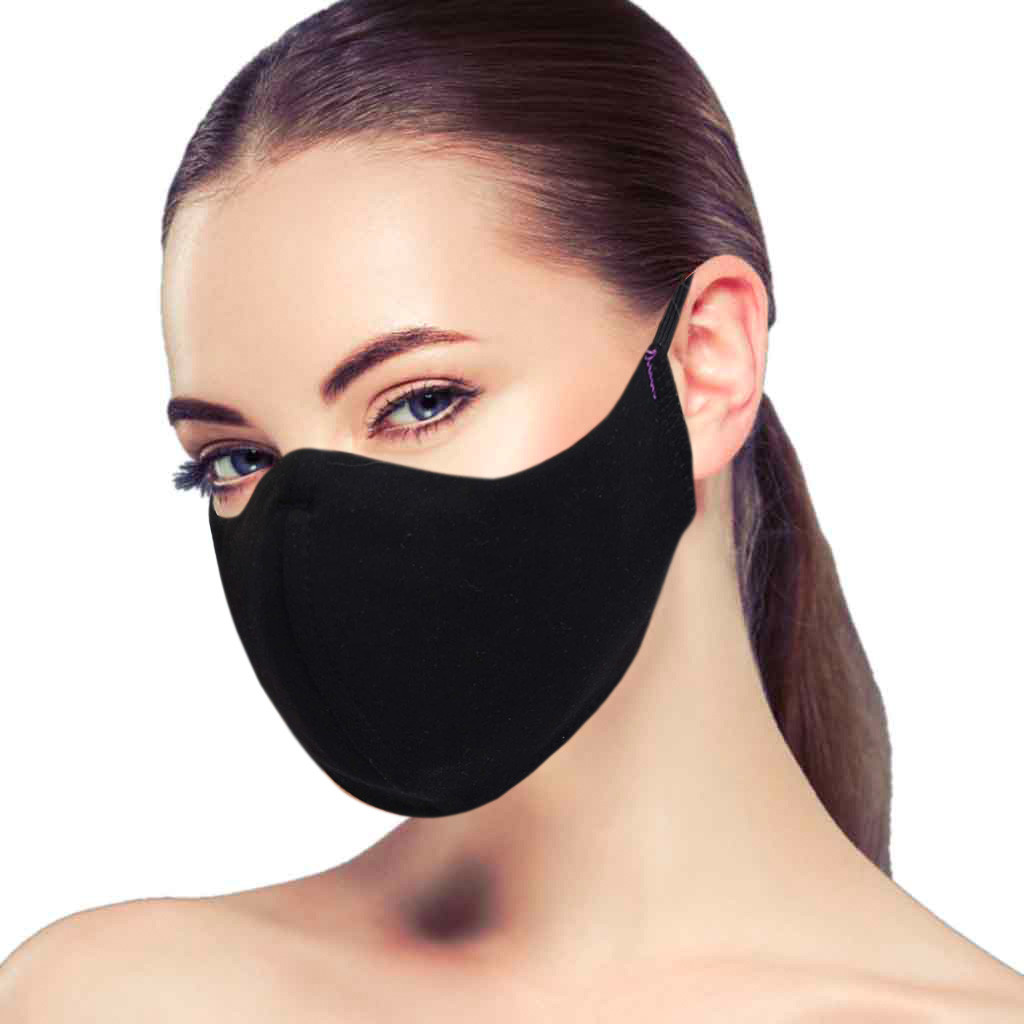 Unisex Adults Cotton Reusable Dustproof Breathable Riding Face Mask For Nose And Mouth Proteccion Mouth Shield Cover Outdoor