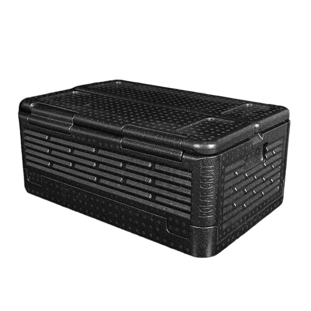 35L Formato Portatile Frigorifero Auto Interni Auto Frigorifero Bere Cibo dispositivo di Raffreddamento Dello Scaldino Box per Auto di Campeggio Esterna di Picnic