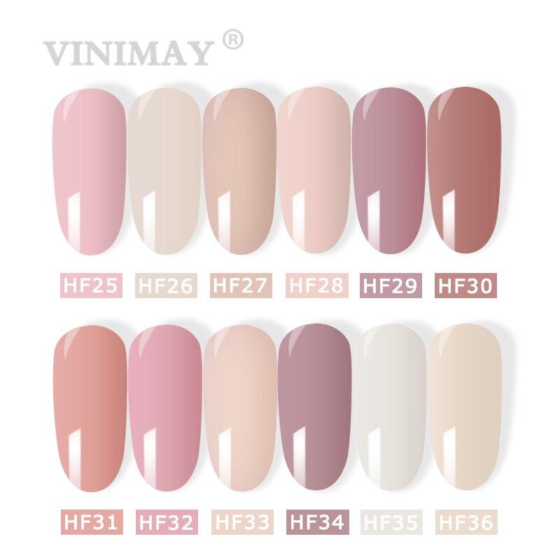 Image 4 - VINIMAY France Gel Nail Polish vernis semi permanant UV Soak Off Gelpolish Nail Art Gel Polish Primer Manicure Nails Gel Lacque-in Nail Gel from Beauty & Health