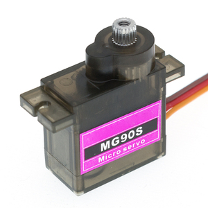 Image 5 - 20pcs/lot MG90S Metal gear Digital 9g Servo For Rc Helicopter plane boat car MG90 9G