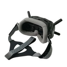 Head Strap&Eye Pad for DJI FPV Goggles V2 Pressure Relive Headband Light block Face Pad Replacement for DJI FPV Acceesories
