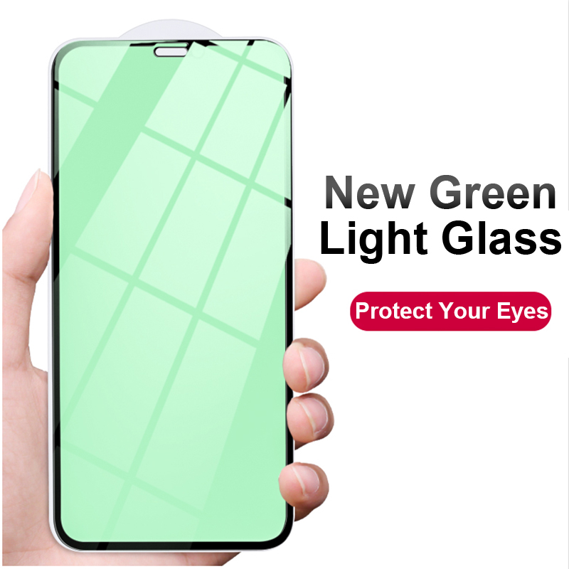 Protect Eyes Tempered Glass For iPhone 11 Glass iphone 11 Pro X XR XS MAX screen protector Protective glass on iphone 11 Glass