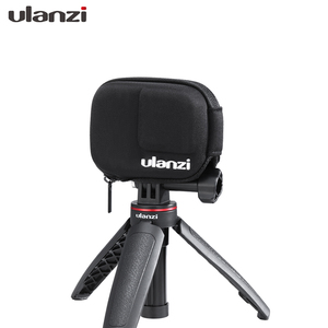 Image 4 - ULANZI G8 4 GoPro 8 מגן מקרה נייד Carring תיק לgopro גיבור 8 אבזר