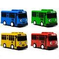 Новая модель маленького автобуса 4 вида цветов Tayo oyuncak, арабский автомобиль, пластиковая мини-модель автобуса Tayo Gani Lani Rogi для детей, Рождеств...