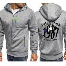 2021 New Spring Men's Print Hoodie Slim Hooded Sweatshirt Jacket Warm Jacket Jacket Plain Zipper Casual Jacket Hooded Sweater