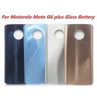 Motorola Moto G6 cam pil kapı kılıfı arka kapak yedek parçalar Motorola Moto G6 artı XT1926 7 XT1926 6