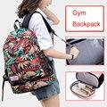 Женский спортивный рюкзак  сумка для фитнеса  рюкзак для путешествий  водонепроницаемый  сухой и влажный  Bolsa Deporte Mujer Sac De Sport Gymtas femme XA850WA