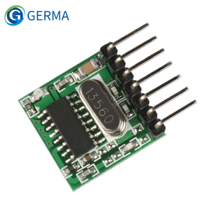 GERMA 433mhz Wireless Wide Voltage Coding Transmitter For 433 Mhz Remote Controls