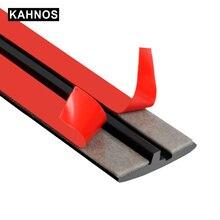 Auto Rubberen Afdichting Strips Auto Afdichting Protector Sticker Venster Rand Voorruit Dak Rubber Afdichtstrip Geluidsisolatie Accessoires